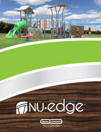 nu-edge playground, commercial playground
